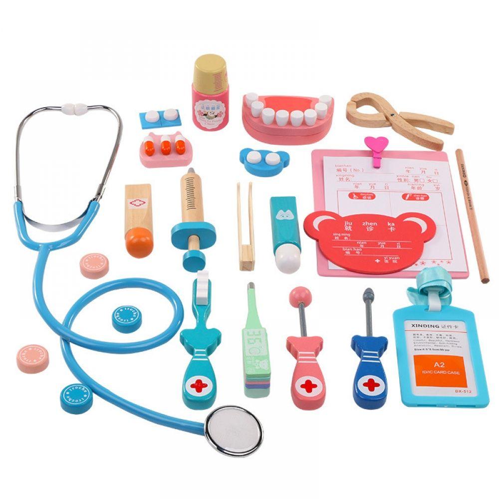 Dentist Denture Model Tool Playset Toy Doctor /& Nurse Kid Role Pretend Play