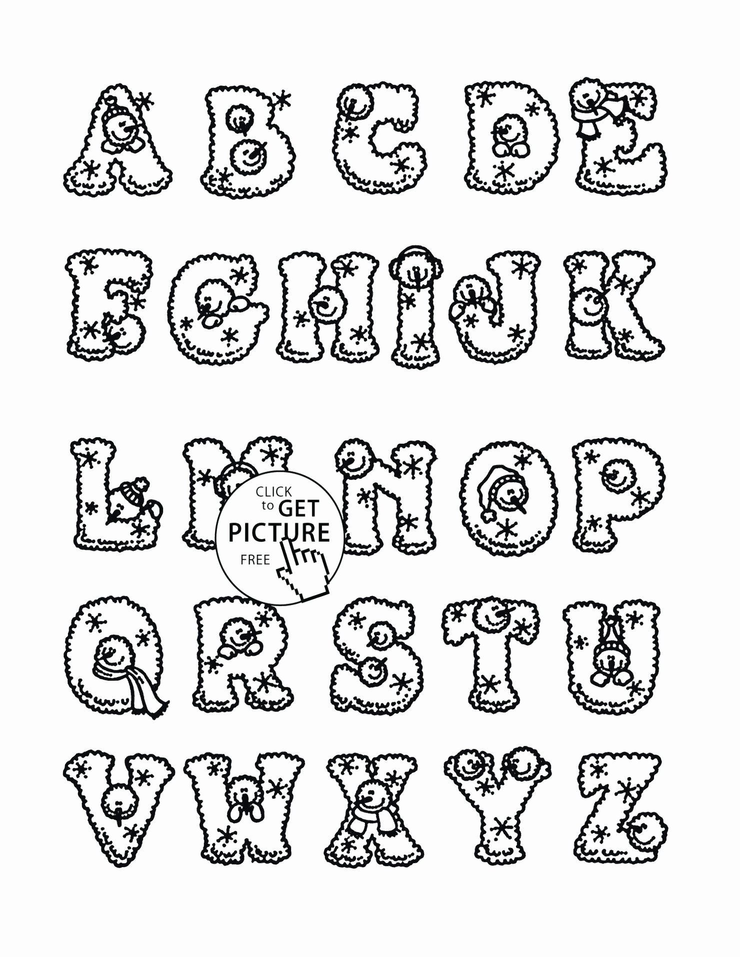 Alphabet Coloring Pages Preschool Elegant Coloring Page Letters Regionpaper Abc Coloring Pages Alphabet Coloring Pages Letter A Coloring Pages