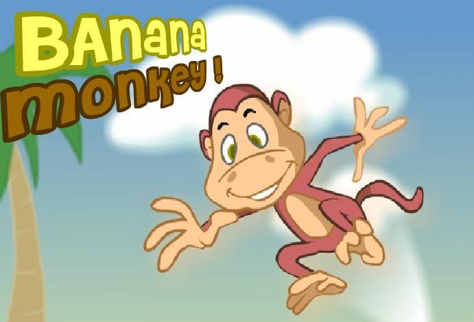 Führen Sie den Monkey in den Dschungel und Flüsse zu erhalten alle ...