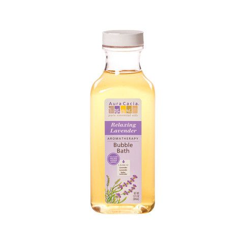 Aura Cacia Aromatherapy Bubble Baths | Your Beauty Works