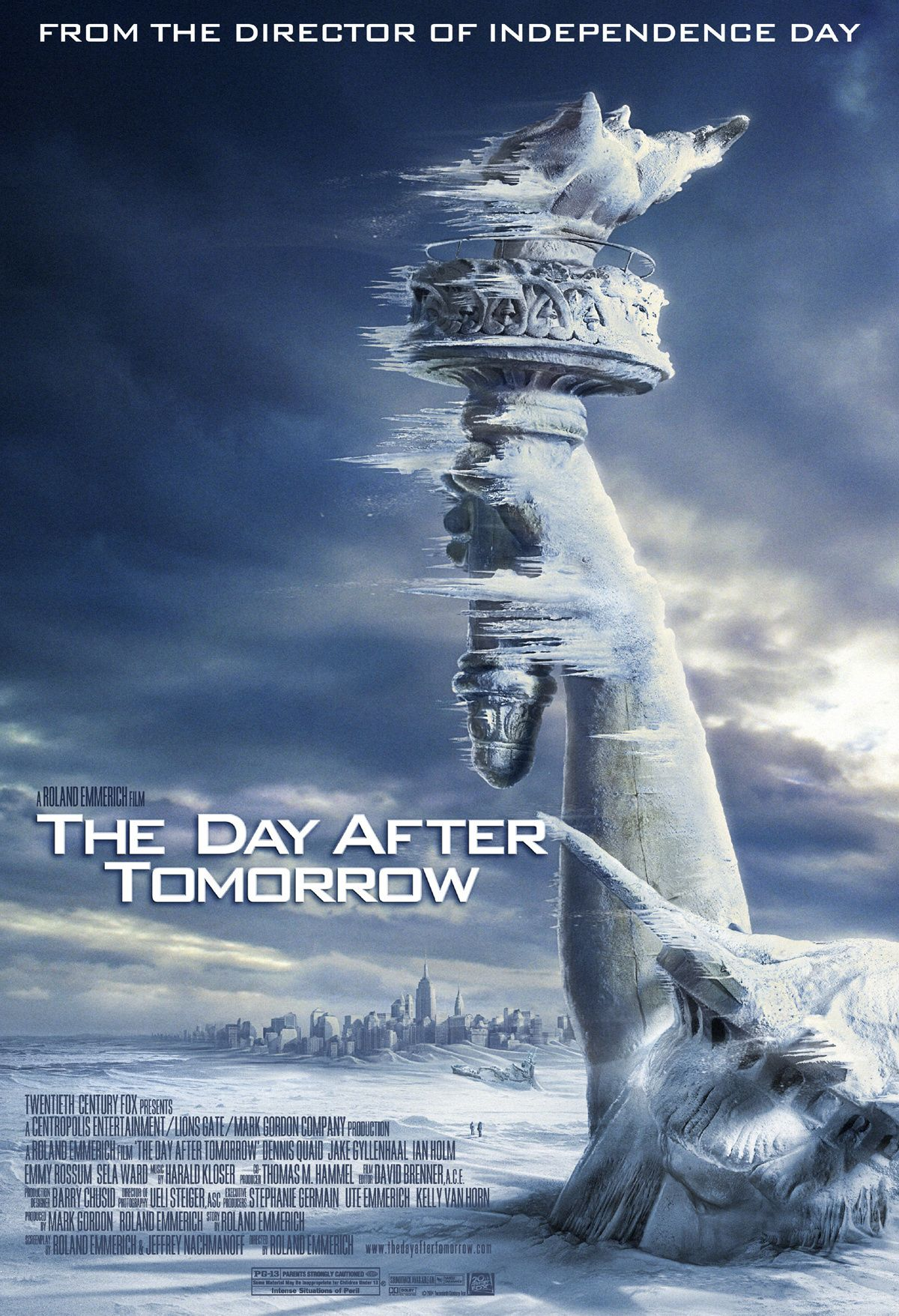 The Day After Tomorrow 2004 Movie Review Streaming Movies Good Movies Movies
