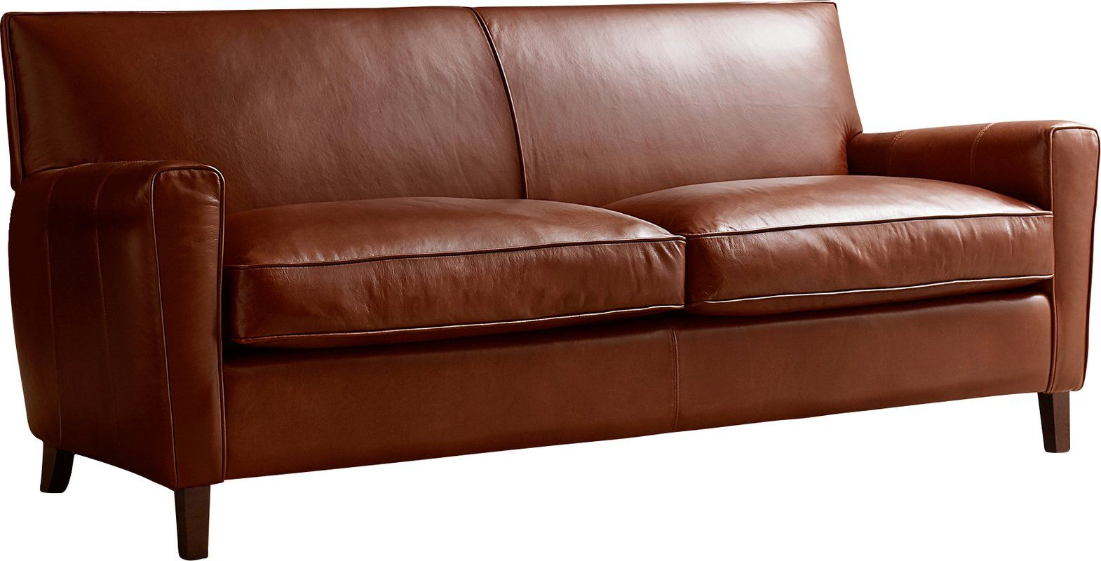 Etonnant Foster Leather Sofa