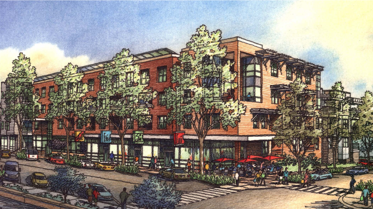 Mercy Roseville Apartments Project Receives California Tax Credits For 24 Million Project Sacramento Business Journa Roseville Apartment Projects Sacramento