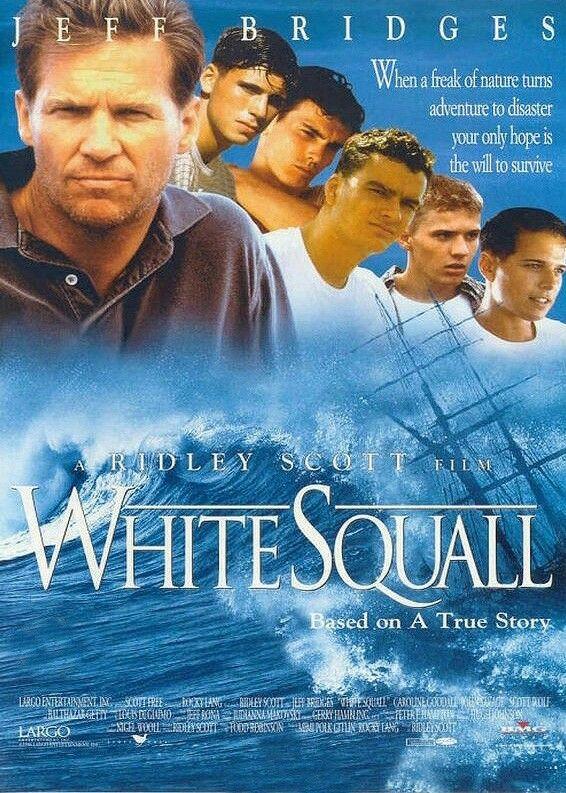 White Squall 1996 Movies Film Movie Movies Worth Watching