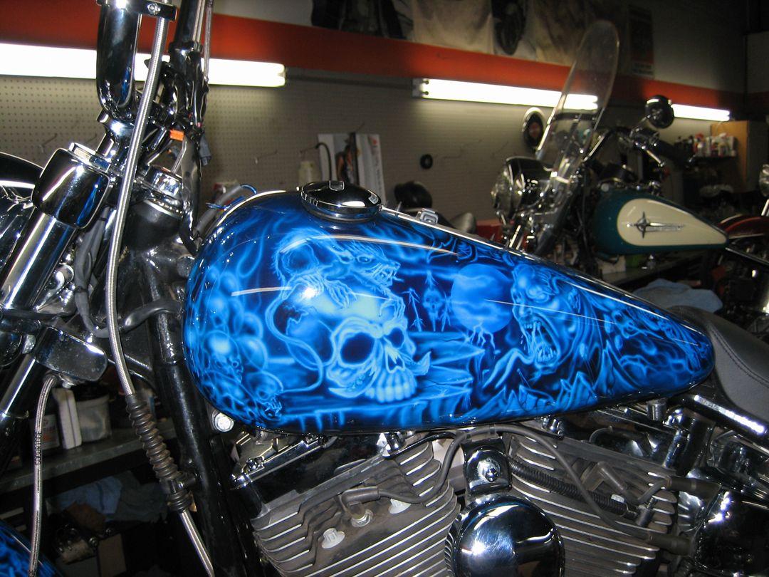 Tattoos Jampd Cotati Ca Motorcycle Painting Custom