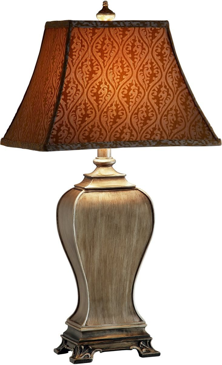 Bronze Or Brown Finish Table Lamps Lampsusa Jar Table Lamp Table Lamp Lamp