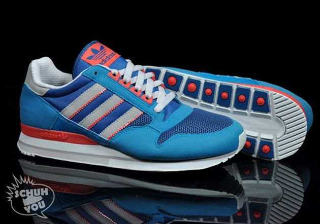 best website 4876a 512be switzerland adidas zx 500 u201ablue x orange out now 8279e df47e