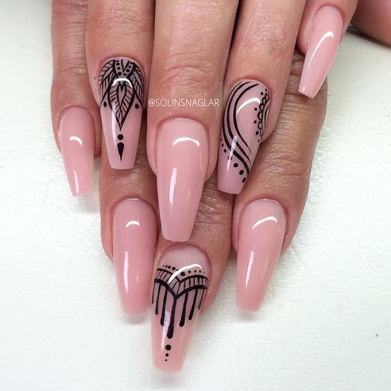 nice nails | Werk Honey . . . Hair, Nails, and Makeup!! | Pinterest