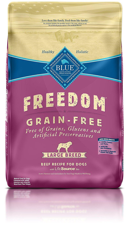 Blue Freedom Grain Free Dry Dog Food Want Additional Info