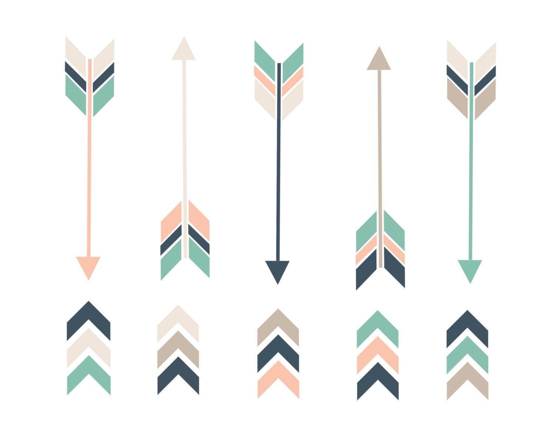 60 off sale arrow clipart clip art arrows by thepaperpegasus diy rh pinterest com arrow clipart with transparent background arrow clip art black and white
