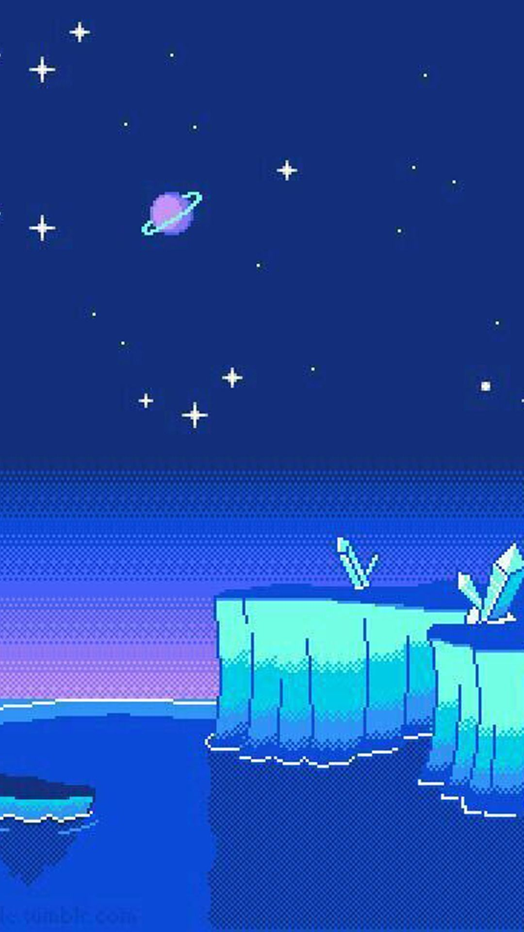 Pixel Art Wallpaper Tumblr Pixel Art Art Wallpaper Art