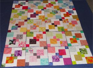 disappearing 9 patch quilt pattern free