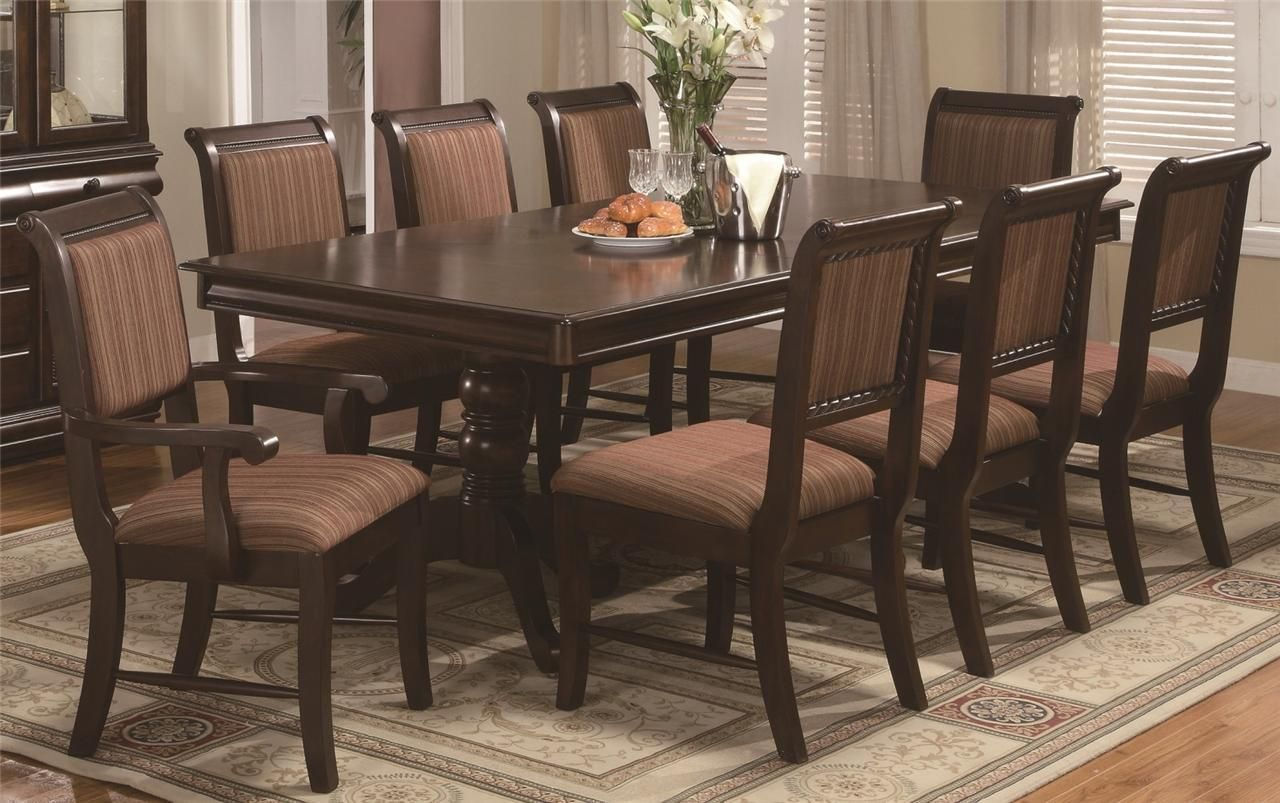 Attractive Room · Formal Dining Room Sets 8 Chairs