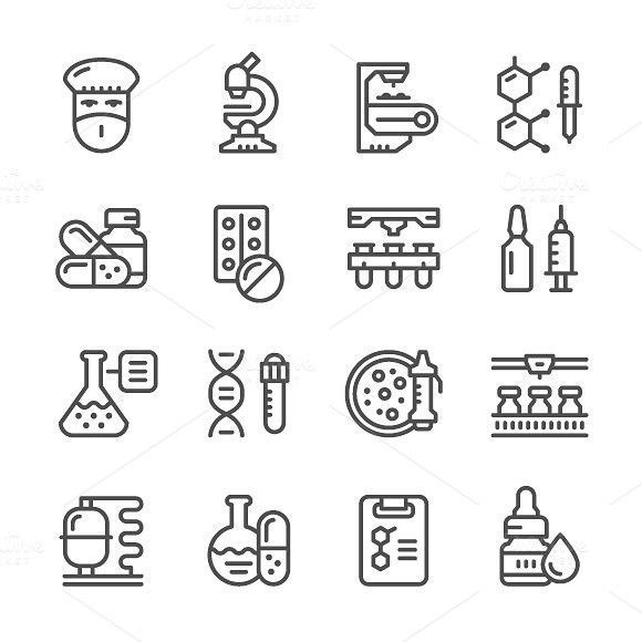 Medical infographic : Medical infographic : Set icons of ...