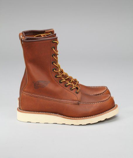 35fa087124a Red Wing - 877 8-inch Moc Toe | Footwear | Lightweight work boots ...