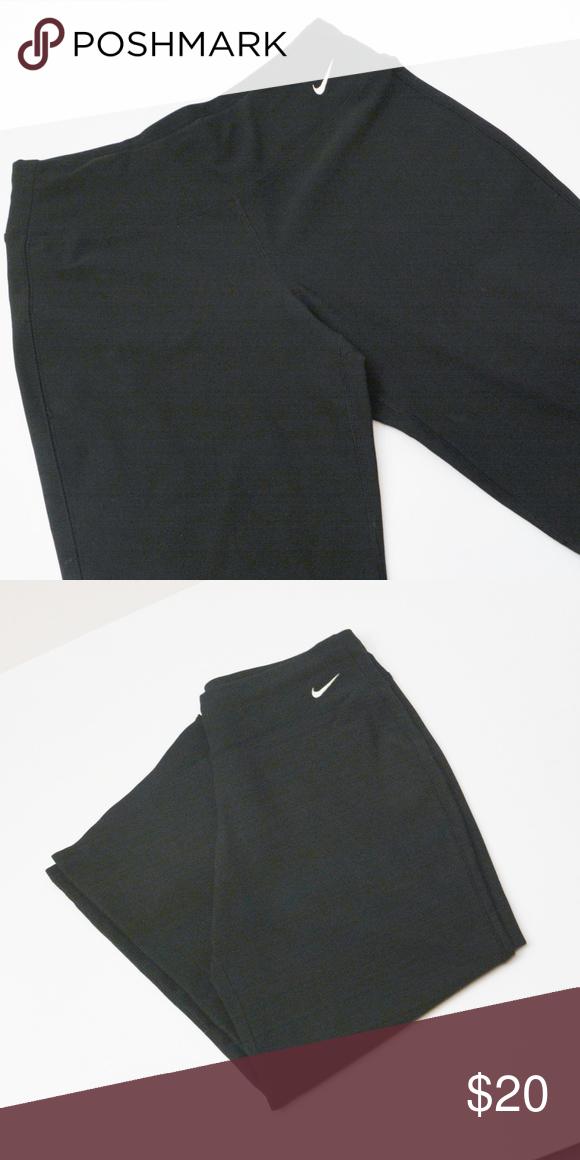 Nike Capri Wide Leg Dri-fit Leggings | Nike capris ...