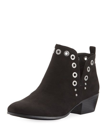 35a99a950 CIRCUS BY SAM EDELMAN PAULA GROMMET ANKLE BOOTIE