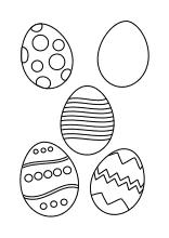 Pin Auf Ostern Ausmalbilder