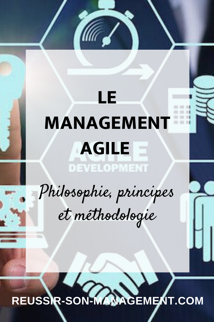 Le Management Agile Philosophie Principes Et Methodologie En 2020 Methode Agile Le Management Management De Projet
