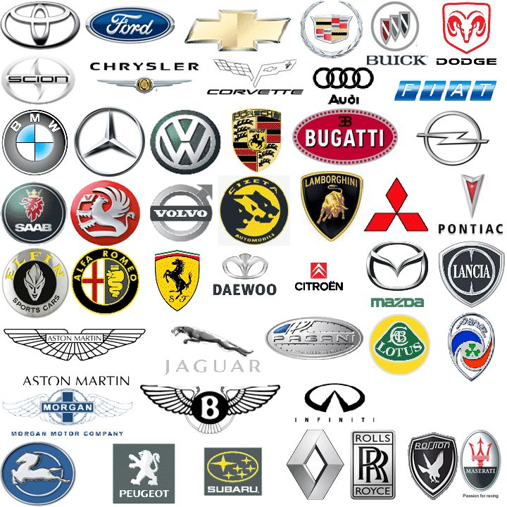 Pin by Chris Aguilar on Cars Car logos