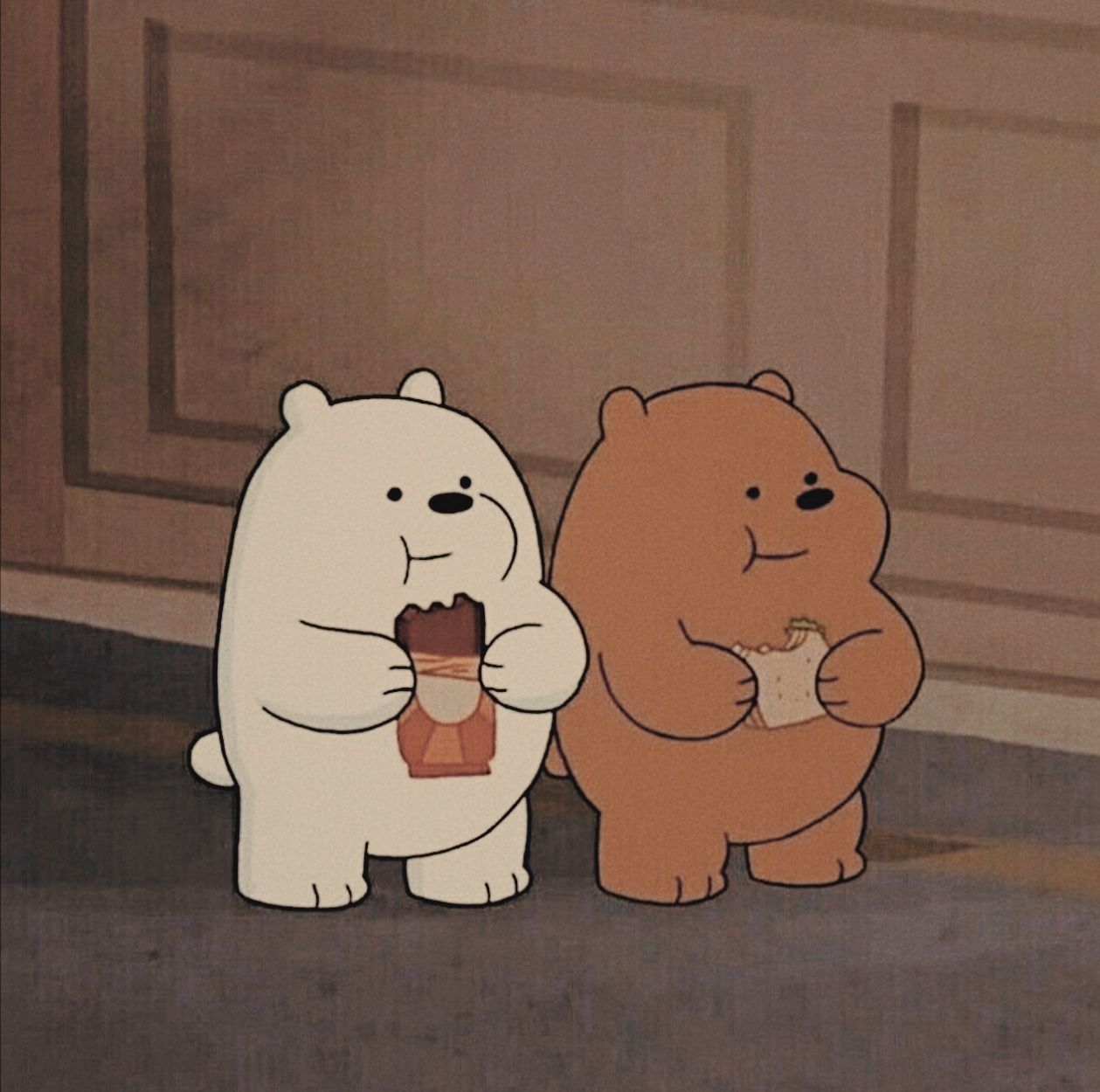Pin by liza on backgrounds/aesthetic | We bare bears ...