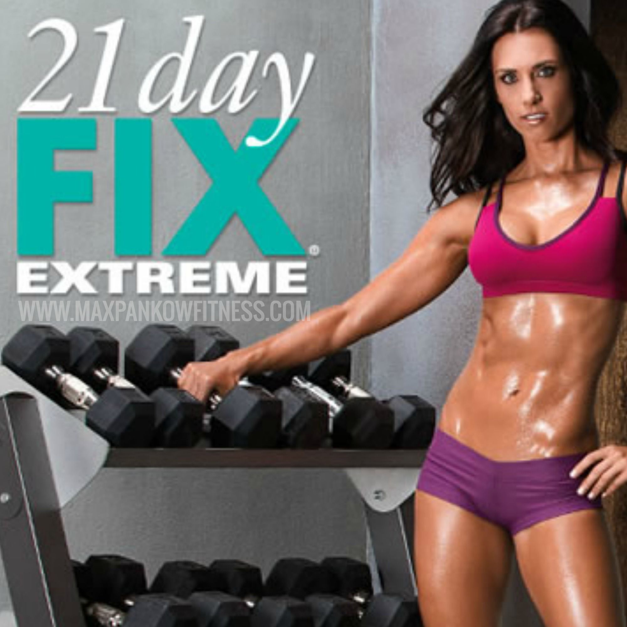 Clean Eating Max Pankow Fitness 21 Day Fix Extreme 21 Day Fix Fitness