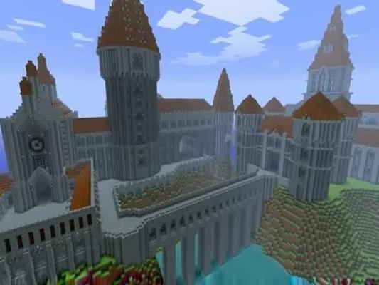 Minecraft Hogwarts Minecraft Designs Harry Potter Houses Hogwarts