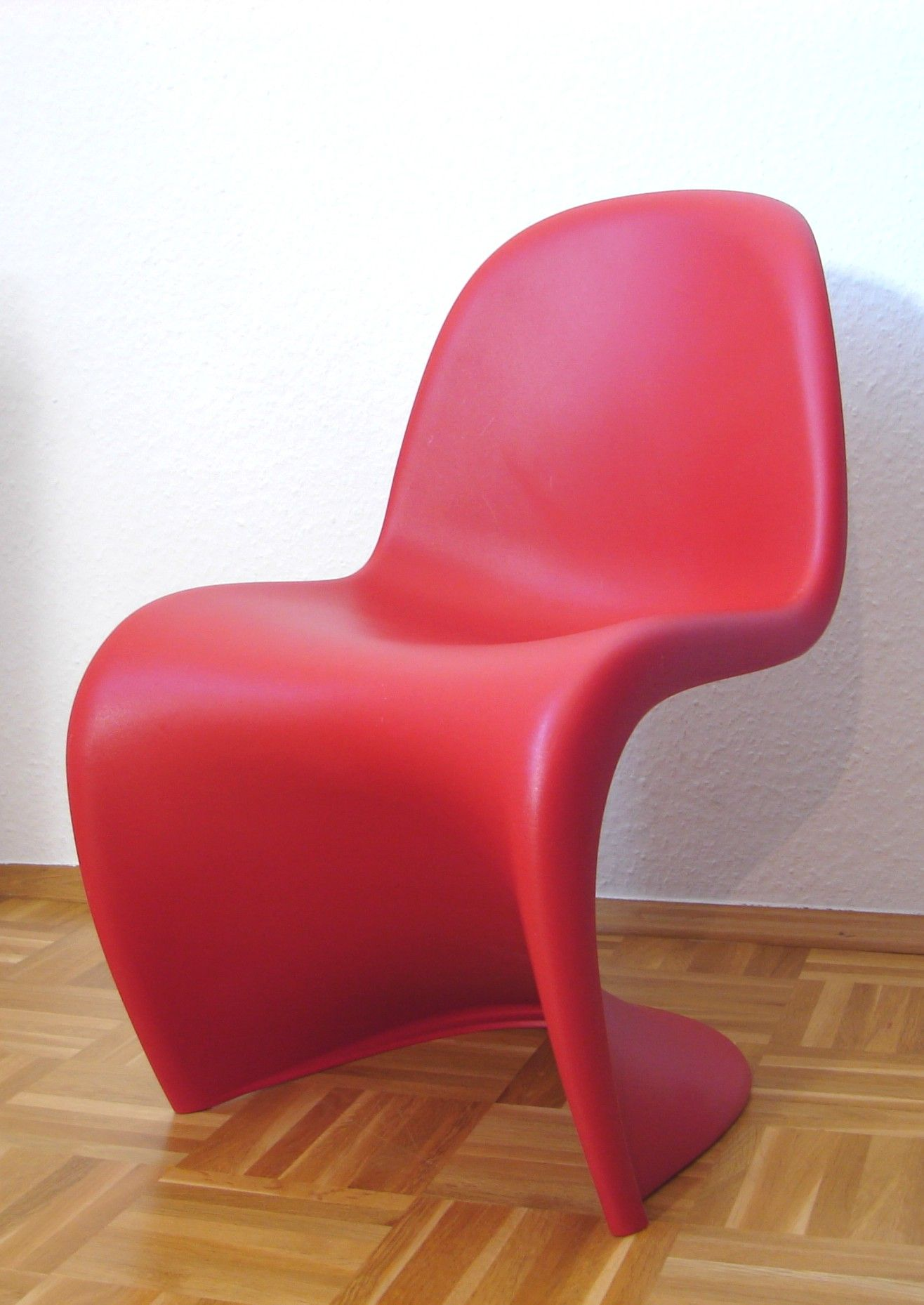 Vitra Panton Junior Chair Rot 11 2006 Classic Red