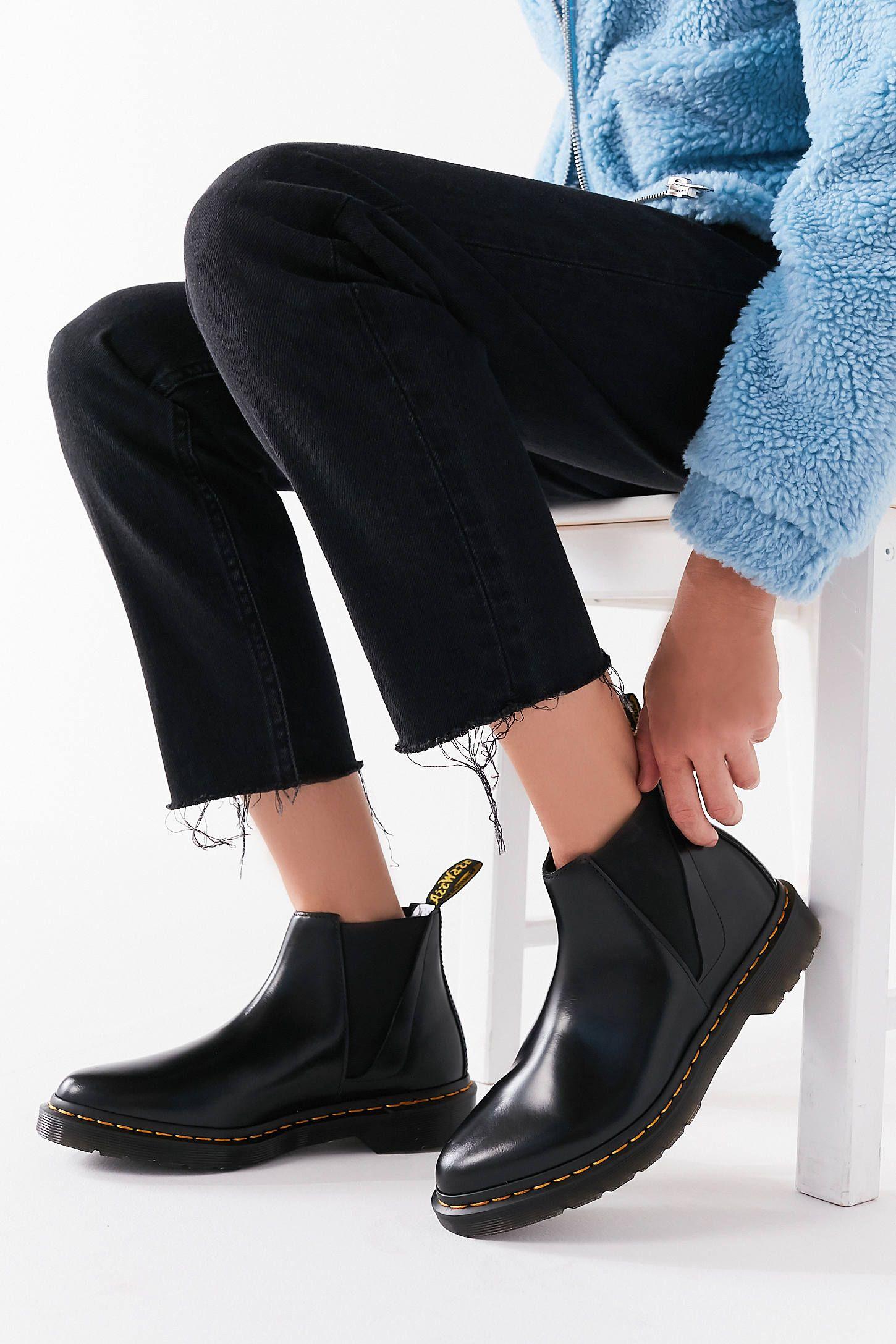 Dr. Martens Bianca Chelsea Boot
