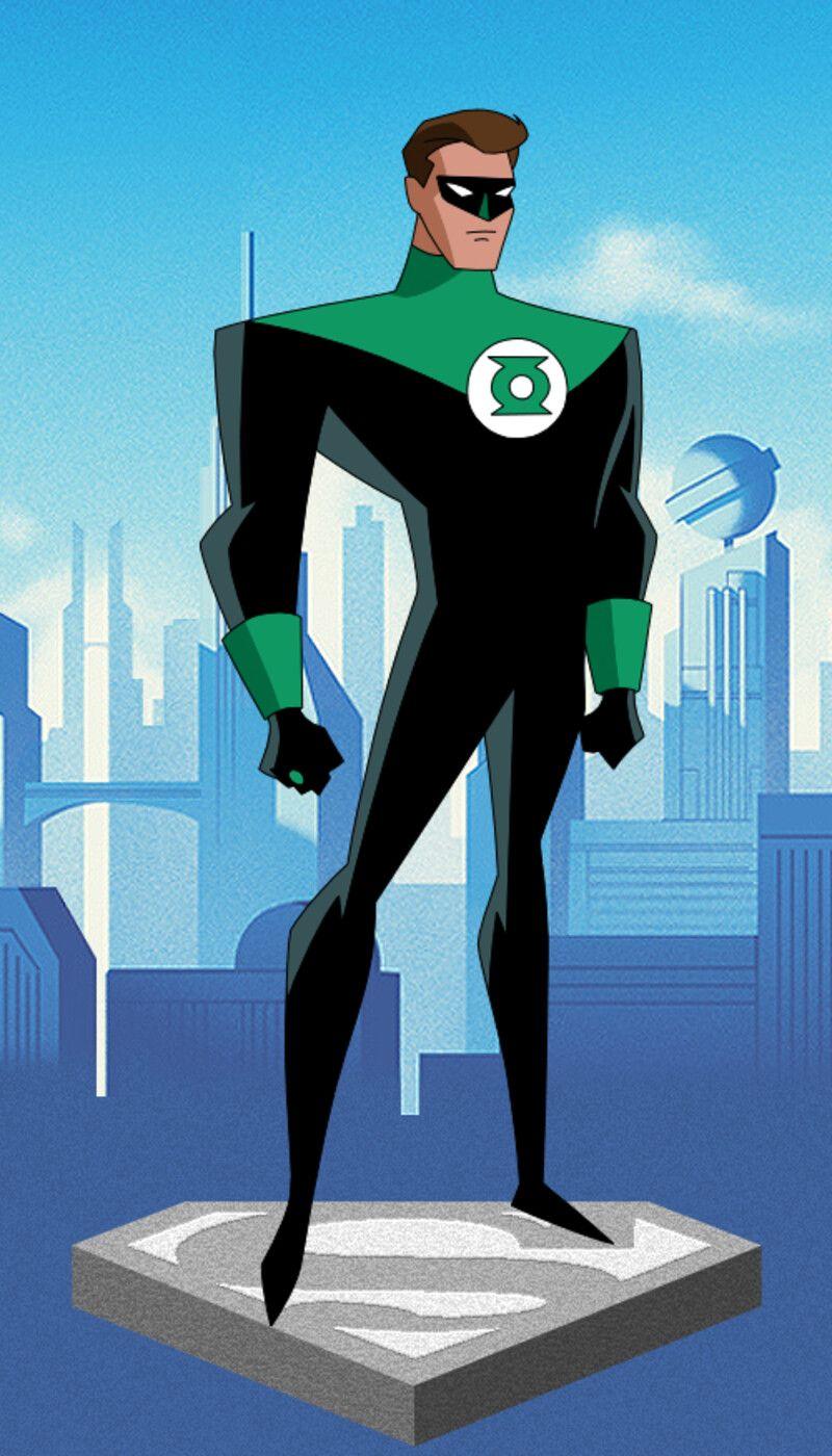 Artstation Stas Green Lantern Roy Hakim Green Lantern The Animated Series Green Lantern Superman The Animated Series