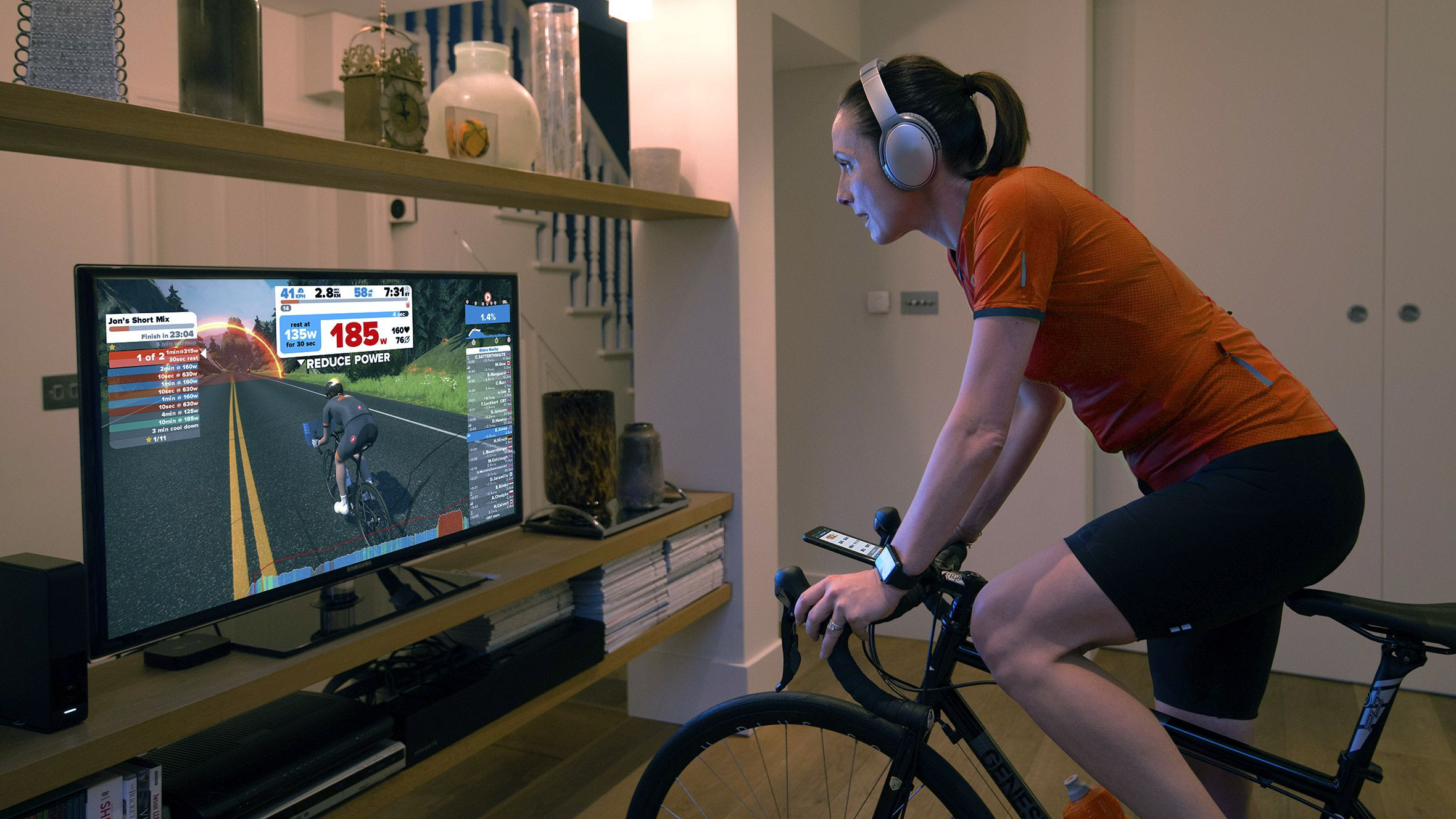 How To Choose The Best Zwift Set Up For You Zwift Cycling Workout Apps Train