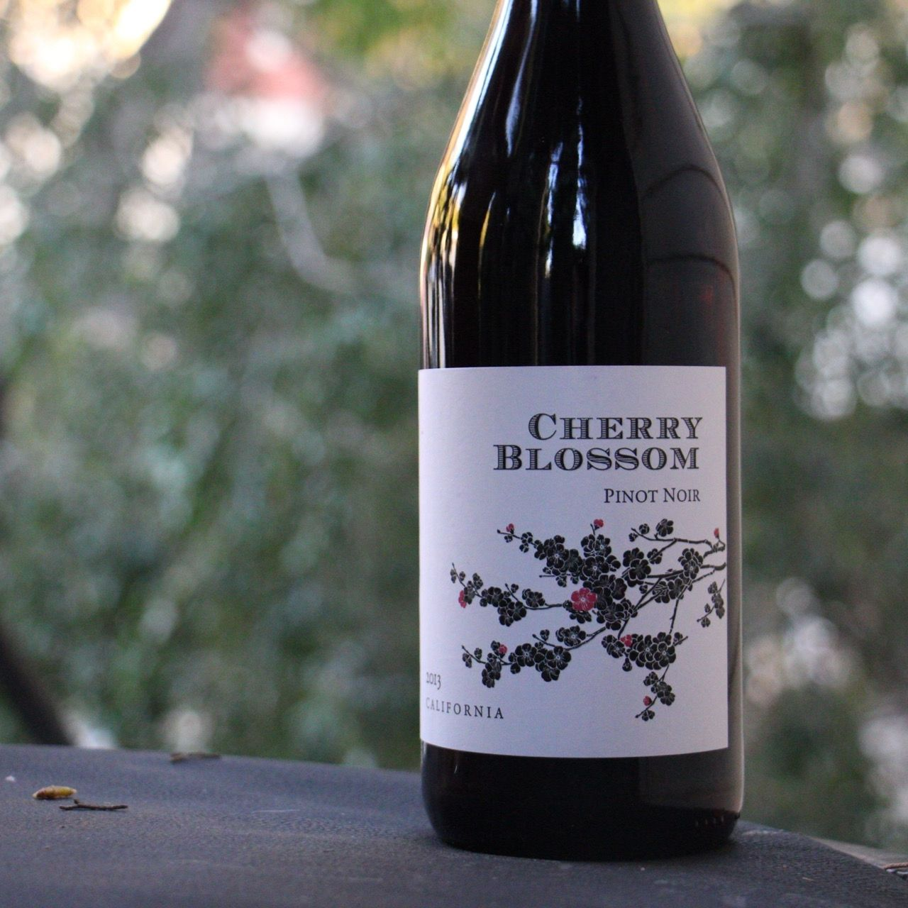 The Wine Idiot Reviews: Cherry Blossom Pinot Noir, 2013 ($3.99)