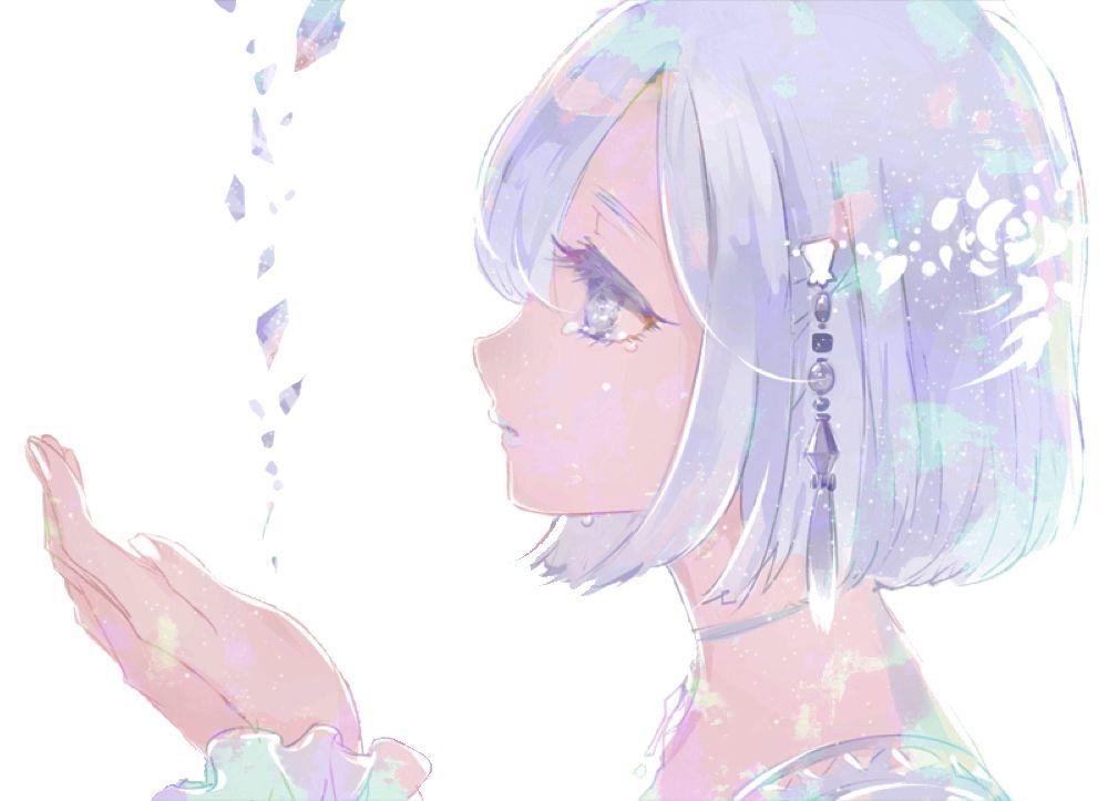 Anime bilder mädchen