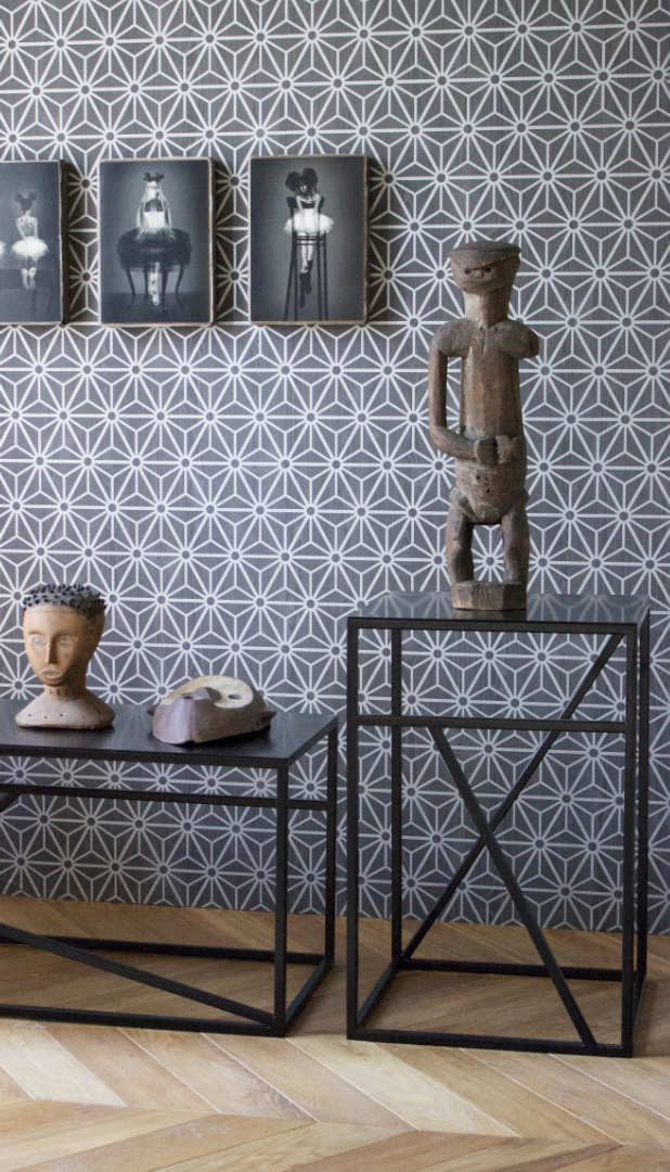 Wallpaper/behang Layers by Edward van Vliet - BN