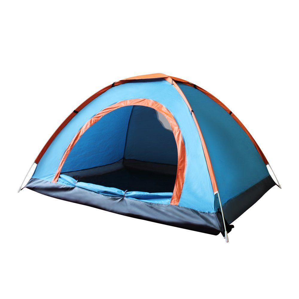 Techcell 2 Person Tent Camping Instant Tent Waterproof Tent Backpacking Tents
