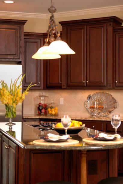 Ideas para una cocina pequena cocinas integrales - Como organizar una cocina pequena ...