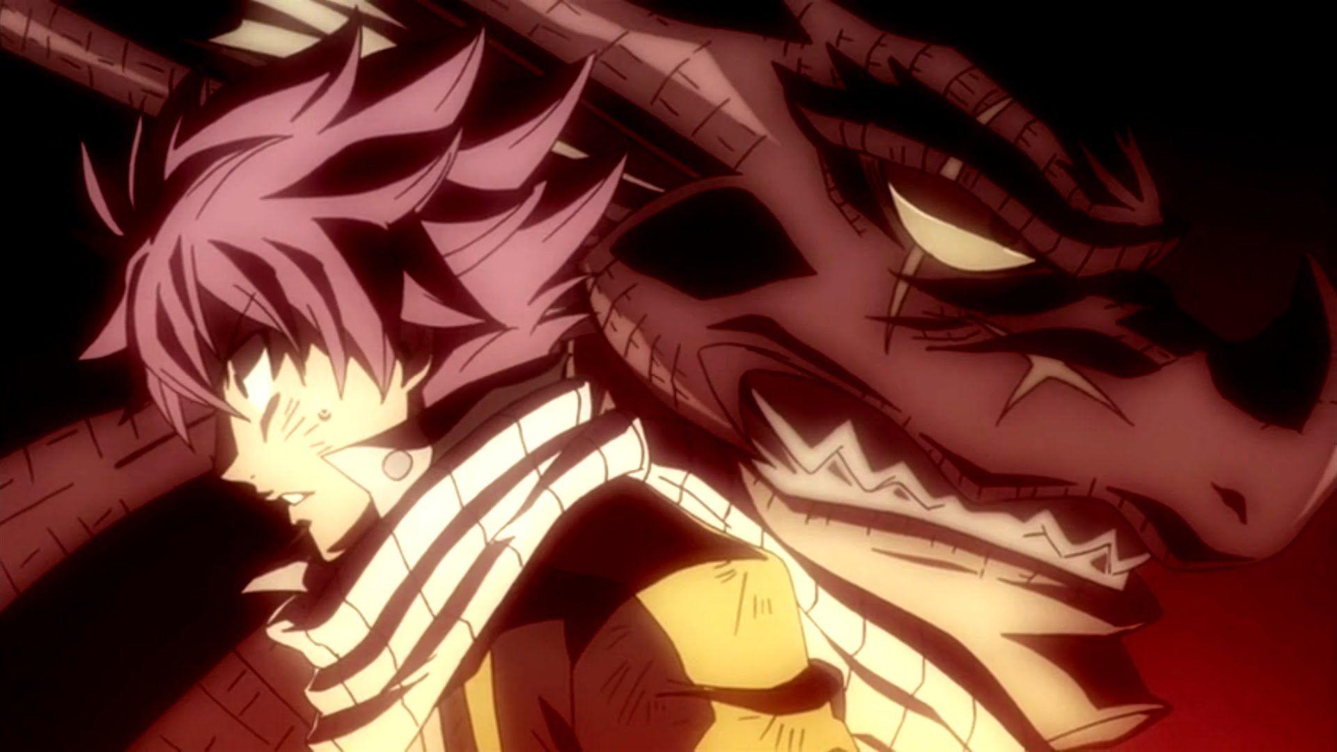 Fairy Tail [AMV] Natsu & Igneel Vs Mard Geer & Acnologia