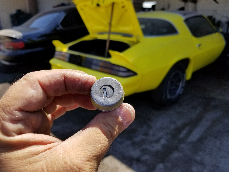 Classic collectible car lock service alcatraz lock pinterest