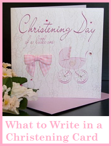 Sample messages and wishes what to write in a christening card sample messages and wishes what to write in a christening card baptism chris m4hsunfo