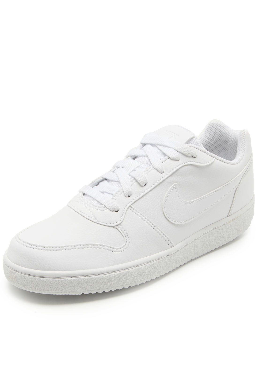 791bba47546 Tênis Nike Sportswear Ebernon Low Branco em 2019