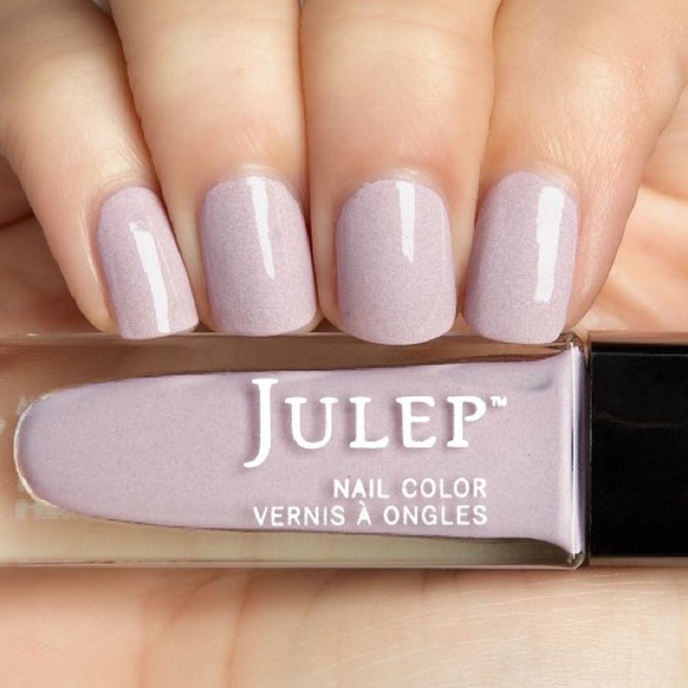 Julep KARIN Nail Color Treat Polish It Girl Powdered Lilac Cream ...