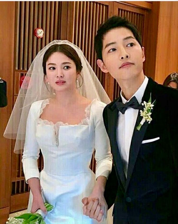 In Their Marriage In 2019 Song Joong Ki Song Hye Kyo
