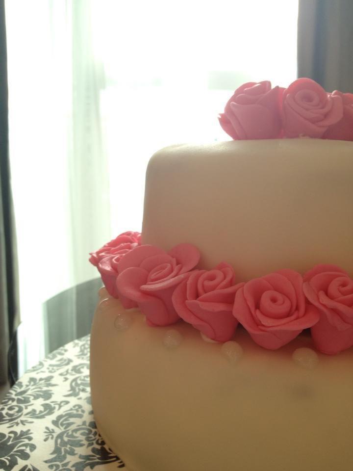 bday cake for felicia