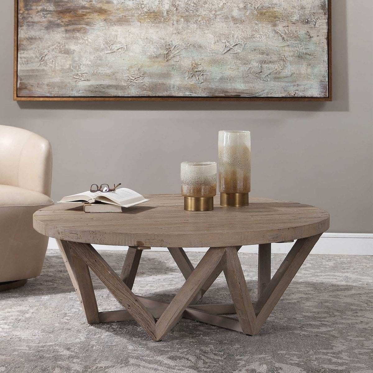 You Ll Love The Juno Coffee Table At Joss Main With Great Deals On All Products And Free Ship Coffee Table Farmhouse Coffee Table Coffee Table With Casters [ 1500 x 1500 Pixel ]