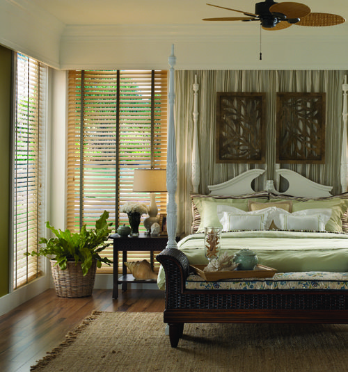 Premium 2 Wood Blinds Paints Stains Specialty Grains Weathered Wood Finish Wood Blinds Room