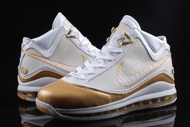 Nike-Air-Max-Lebron-VII-7-white-gold-