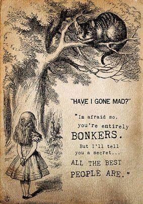 Happy Birthday Lewis Carroll (1/27)-Lewis Carroll Alice's Adventures in Wonderland