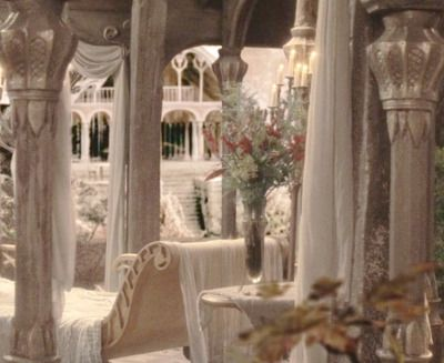 Rivendell Architecture Modern Fantasy Elven Lord Of The Rings