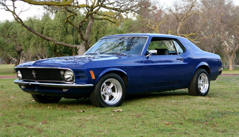 1970 Ford Mustang 302 Coupe Maintenancerestoration of oldvintage