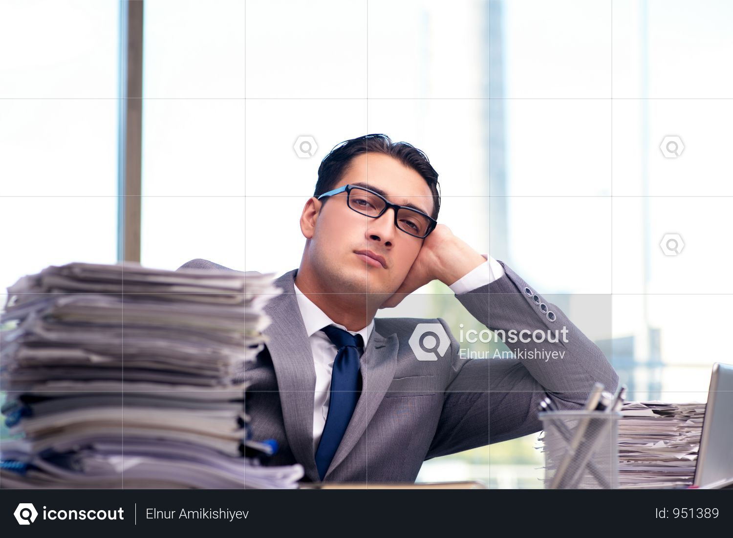 Premium Busy Angry Businessman With Heaps Of Paper Photo Download In Png Jpg Format Business Man Photo Life Photo